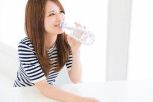 自律神経のバランスを保つだけにお水もできるだけ常温のものを飲んでください