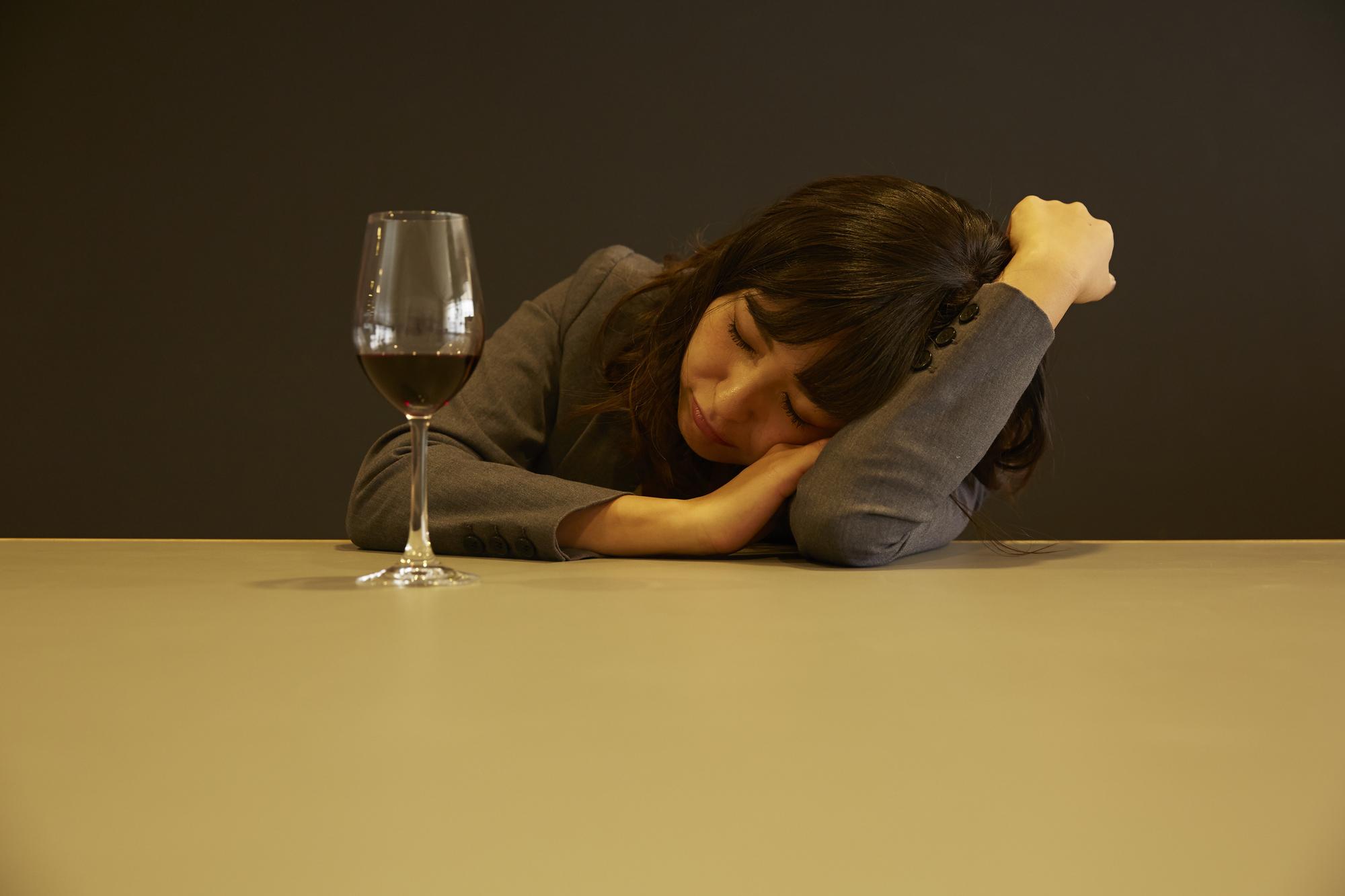 自律神経とお酒の関係