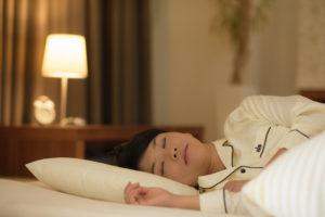 自律神経改善のために睡眠の質を高める