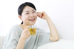 更年期うつ 食事 緑茶