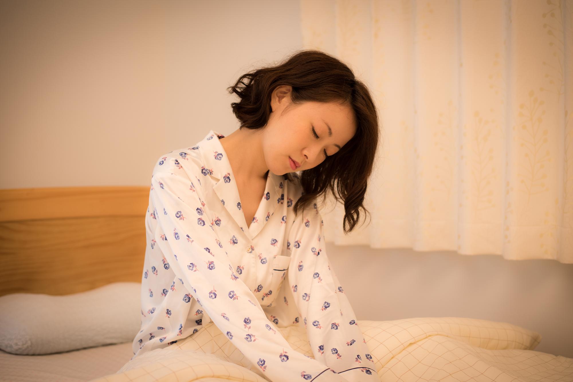 睡眠 質 睡眠不足