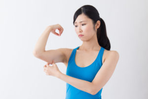 末端冷え性 原因 筋肉量