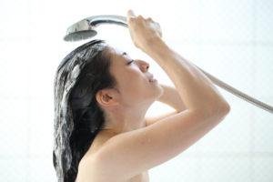髪 乾燥 シャワー