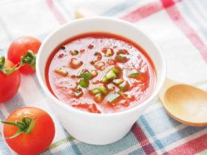 夏野菜 スープ 冷え性