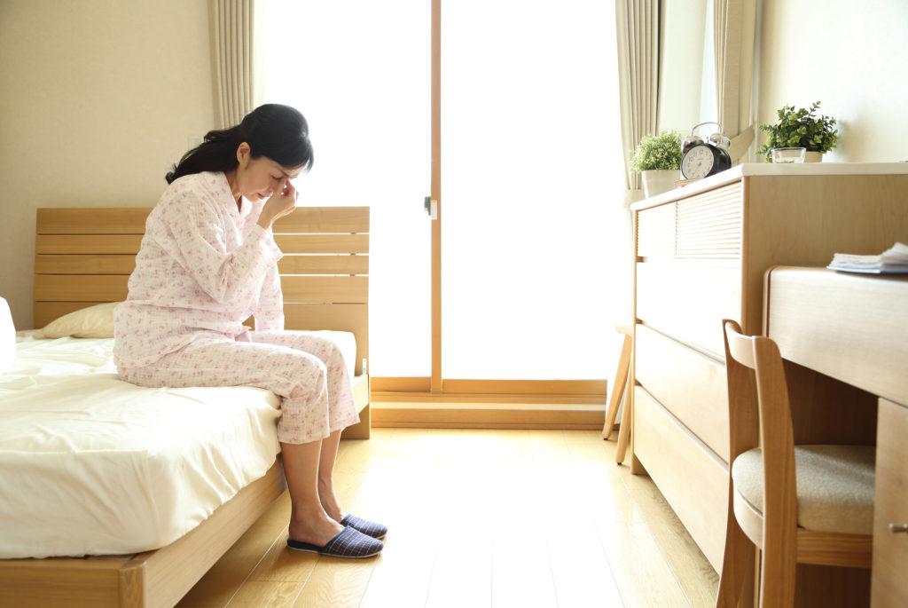 寒い冬・・・体調不良の原因は自律神経の乱れ!?