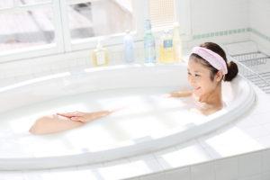 入浴も睡眠の質を高めてくれます