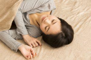 自律神経が乱れた場合は睡眠の質を高めてください