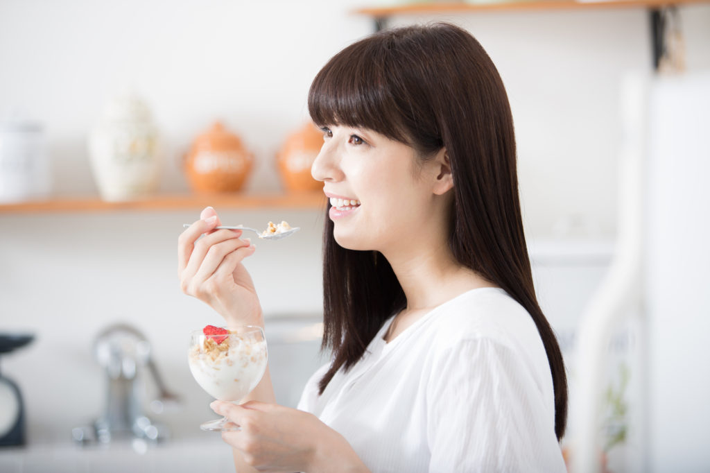 自律神経の改善とダイエットに効果的なのがヨーグルトです。