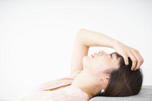 肌荒れにはストレスも影響を及ぼします