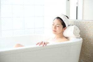肌荒れ対策のためにお風呂は湯船に浸かりましょう