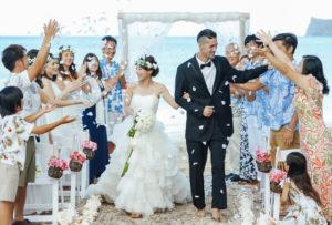 結婚式 準備 参加者