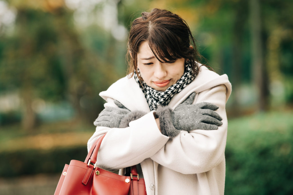 体温 温活 冬