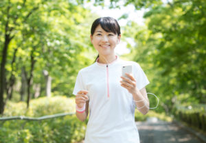 運動記録アプリ ダイエット