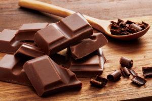 自律神経に効くチョコレート