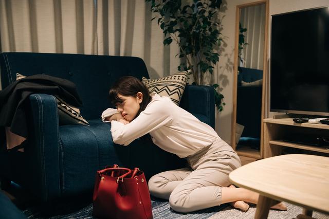 疲れやすい女性の原因が不明