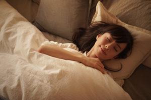 疲れやすい人は良質な睡眠を