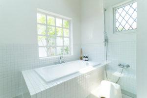 冷え性の人の入浴法としての風呂場づくり
