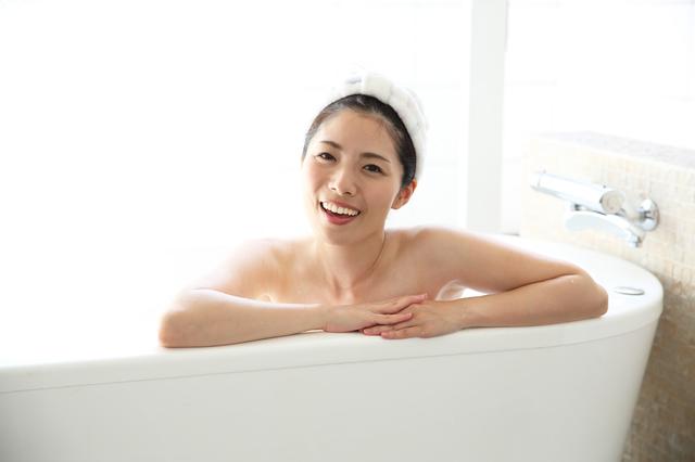 冷え性のひとのための入浴法